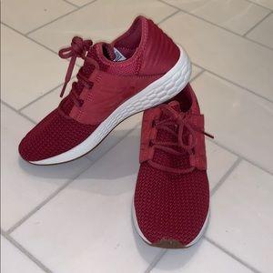 New balance fresh foam Crimson sneakers